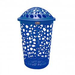 Canasto para Ropa Sucia Azul - Colombraro
