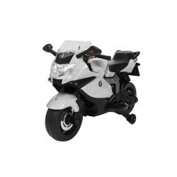 Moto a batería Bebitos K1300 BMW Blanca