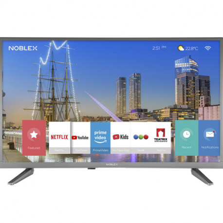 "Smart Tv Noblex 32"" DJ32X5000"