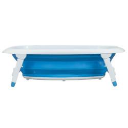 Bañera Bebitos 66812 S Azul Pegable