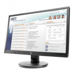 "Monitor HP V214a 20.7"" Full HD VGA/HDMI 3WP69AA"