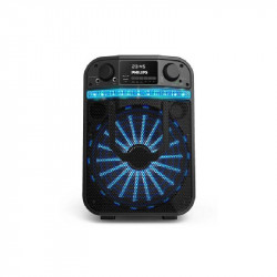 Parlante Philips Party Speaker Karaoke