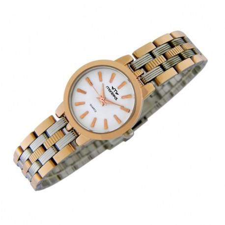 Reloj Montreal Dama Combinado (MA366_2)
