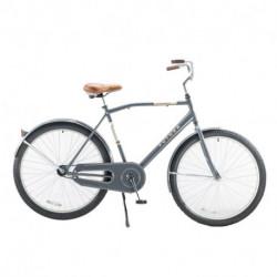 """Bicicleta Futura Hombre Countryman Sport Rodado 26"""" Negra (427)"""