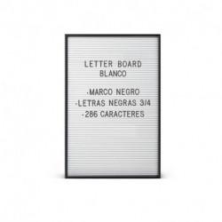 Cartelera vintage Gato Negro y Blanco (G167-21)