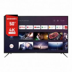 "Led 50"" HITACHI Smart TV UHD (LE504KSMART20)"