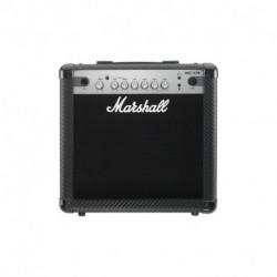 Amplificador de Guitarra Marshall MG 15 CFR Carbon Fibre (T0440246011)
