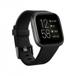 Smartwatch Fitbit Versa 2 NFC - BlackCarbon Aluminum