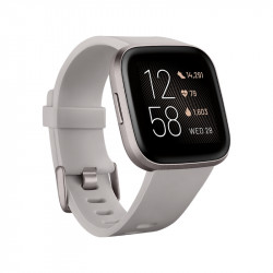 Smartwatch Fitbit Versa 2 NFC - StoneMist Grey Aluminum