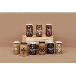 Beepure Cajón (9 productos, cajón madera cuadrado)