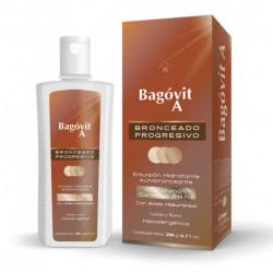 Emulsion Bagovit Autobronceante 200gr