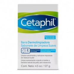 Jabon Cetaphil Barra Limpiadora Sensible 127gr