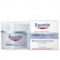 Crema Eucerin Aquaporin Active Piel Seca 50ml