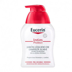 Jabon Intino Eucerin Liquido PH5 250ml
