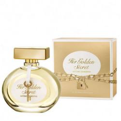 Fragancia Antonio Banderas Her Golden Secret 80ml