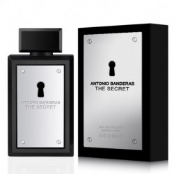 Fragancia Antonio Banderas The Secret EDT 100ml