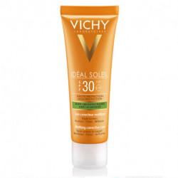Protector Solar Gel Crema Vichy Soleil AntiAcne Spf30 50ml