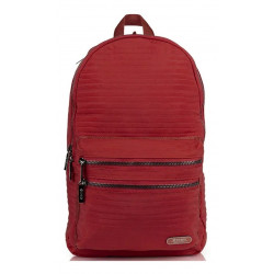 X Trem Boogy 064 Backpack Black Triangle Rojo