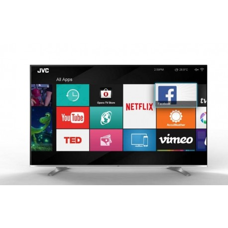 LED TV 43 FULL HD SMART JVC
