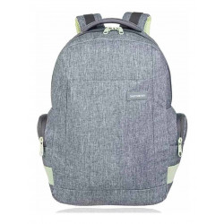 Mochila Samsonite Elevation Vulcan Laptop Backpack 15 Gris