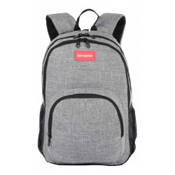 Mochila Samsonite Elevation Bison Laptop Heather Grey Gris