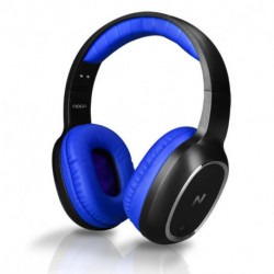 Auricular Bluetooth On Ear Noga Azul (NG-BT469 BU)