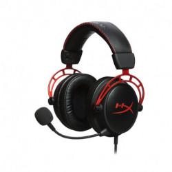 Auricular HyperX Cloud Alpha Gaming Red (HX-HSCA-RD/AM)
