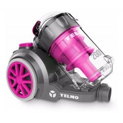 Aspiradora Yelmo As-3228 3.5l Rosa