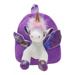 Mochilitas Trendy Unicornio 8557 Violeta