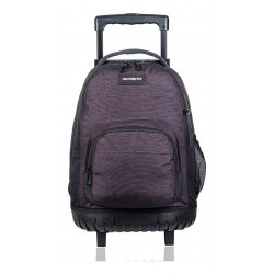 Mochila Carro Samsonite Java Elevation + Envio Gratis Gris oscuro