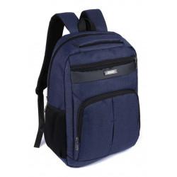 Mochila Bossi P/tablet Combinada 8811 Azul