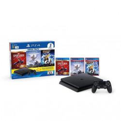 Consola Sony Playstation 4 1Tb 3 Juegos Ps Plus