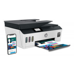 Impresora Multifuncion Hp Smart Tank 533 Sist Continuo Wifi