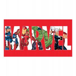 Toallon Tondosado 70 x 130 Avengers Disney (5316)