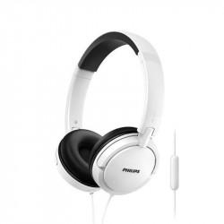 Auricular Philips Microfono Incorporado Blanco