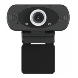 Webcam Cámara Web Para Pc Kanji Usb Hd 1080p Mic Plugy Play