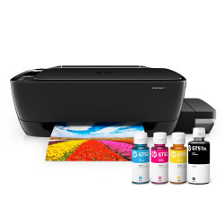 IMPRESORA HP GT MFP COLOR 315 Z4B04A