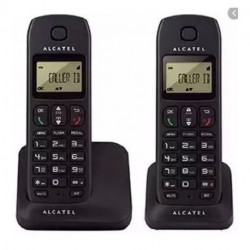 TELEFONO INAL ALCATEL E130 DUO BLACK