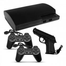 Consola Retro Videojuegos Clasicos Usb Game Plus 2 Joystick