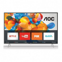 "Led TV AOC 50"" 4K (50U6295/77G)"