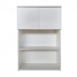 Mueble sobre Inodoro Colgante Randy Blanco (SI900)