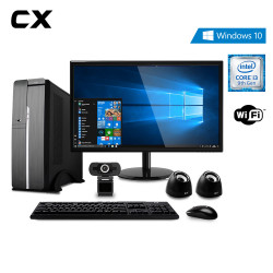 Computadora de escritorio CX Core i3 9100 4GB 1TB Win10Home