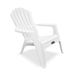 Sillon Reposera Country Blanco - Colombraro