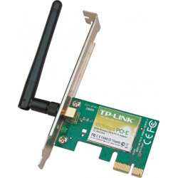 PLACA DE RED TP-LINK WIRELESS TL-WN781ND 150M PCIE