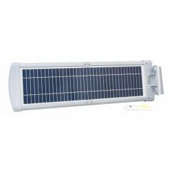 LUZ LED SOLAR LUNNOM LNMS-06R CALLE