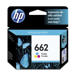 CARTUCHO HP 662 - TRICOLOR