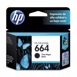 CARTUCHO HP 664 - NEGRO