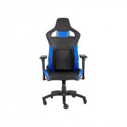 Silla Gamer Corsair T1 Race Negra-Azul