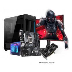 Pc Gigabyte Intel Gamer I3-9100 Gtx1660 8Gb Ssd240Gb Kit Gigabyte