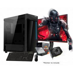 Pc Gigabyte Amd Gamer Ryzen 5 2600 Gtx1650 8Gb Ssd240Gb Kit Gigabyte